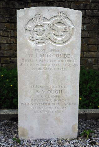 Morcombe William J headstone.jpg